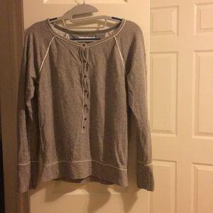 Eddie Bauer 100% Cotton Sweater